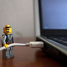 Cable Thief by NJC Photography