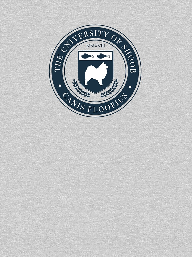 The University of Shoob by ryderthesamoyed