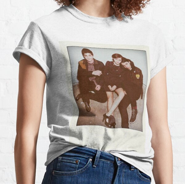 Perks of being a Wallflower Polaroid Classic T-Shirt