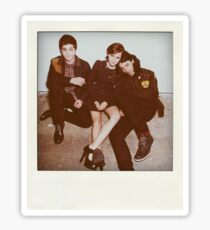 Perks of being a Wallflower Polaroid Sticker