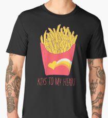 Keys To My Heart Men's Premium T-Shirt