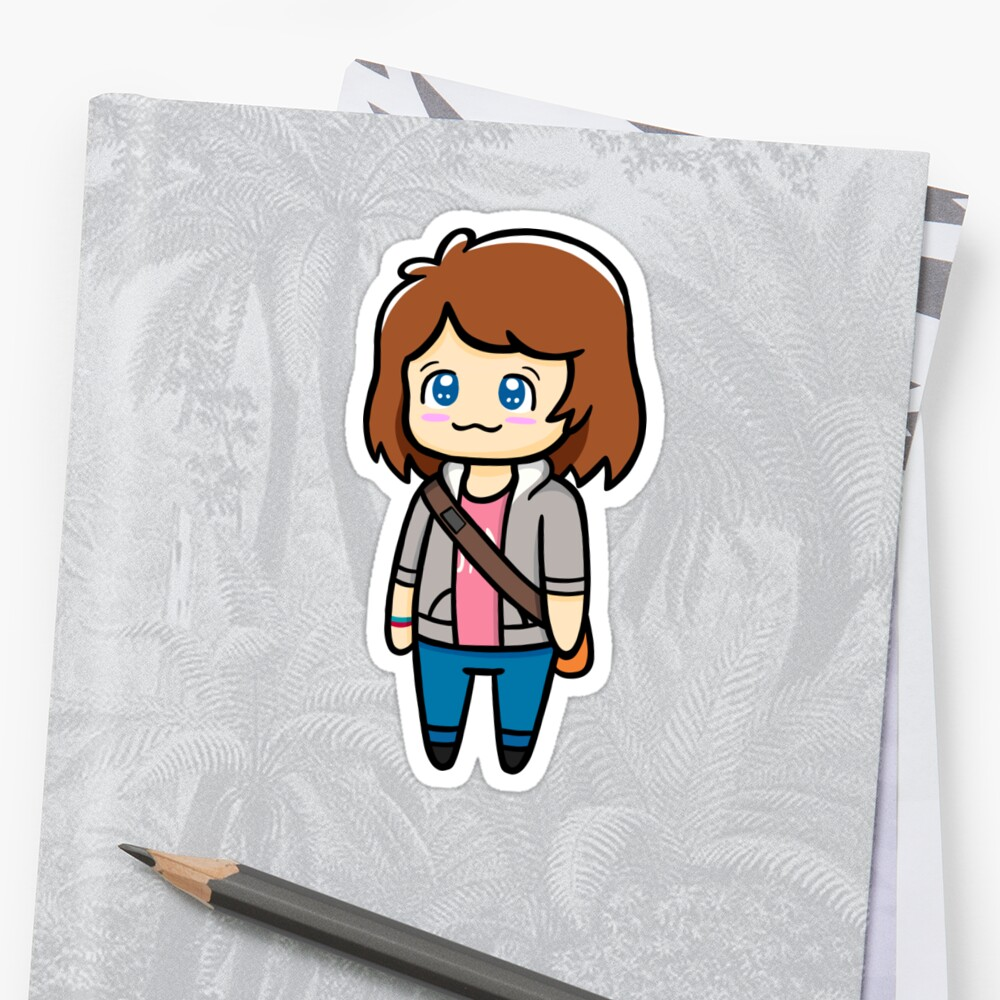 kawaii max caulfield by airbearornelas