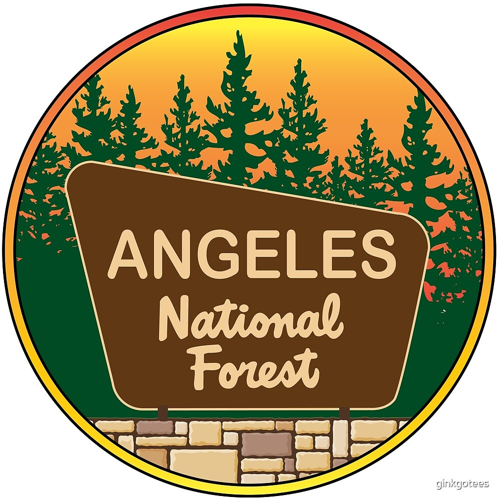 Angeles National Forest by ginkgotees