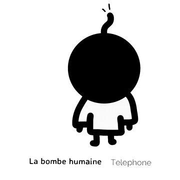 Human bomb by Benybenoit