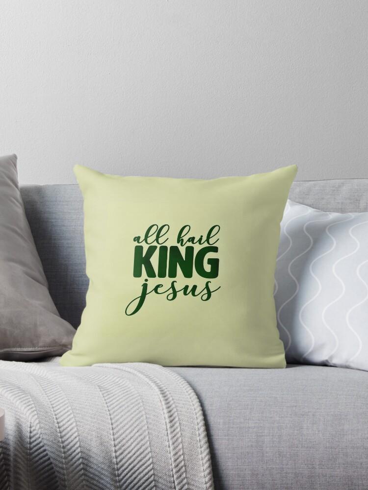 All Hail King Jesus by alainahiryak
