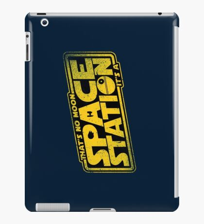 It's a Space Station iPad Case/Skin
