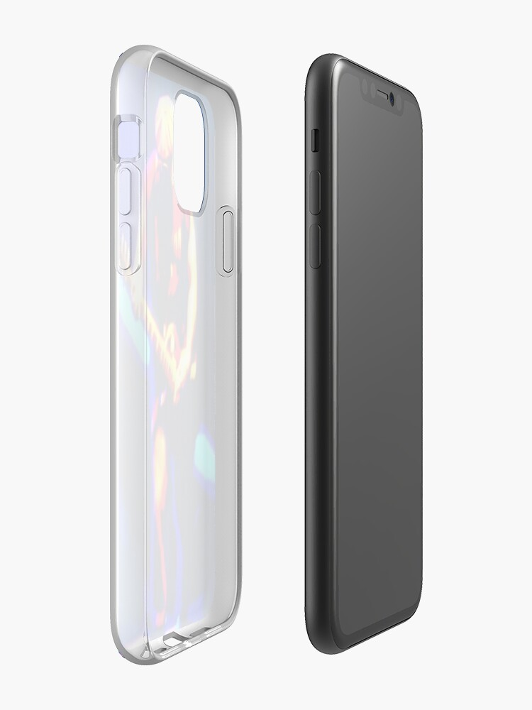 apple accessoires iphone - Coque iPhone «Guitariste», par JLHDesign