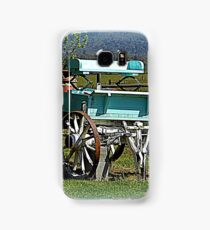 Waiting for horses Samsung Galaxy Case/Skin