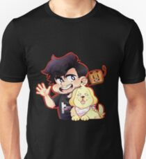 Mark and Chica Unisex T-Shirt