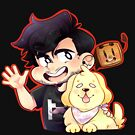 Mark and Chica by darkmagicswh
