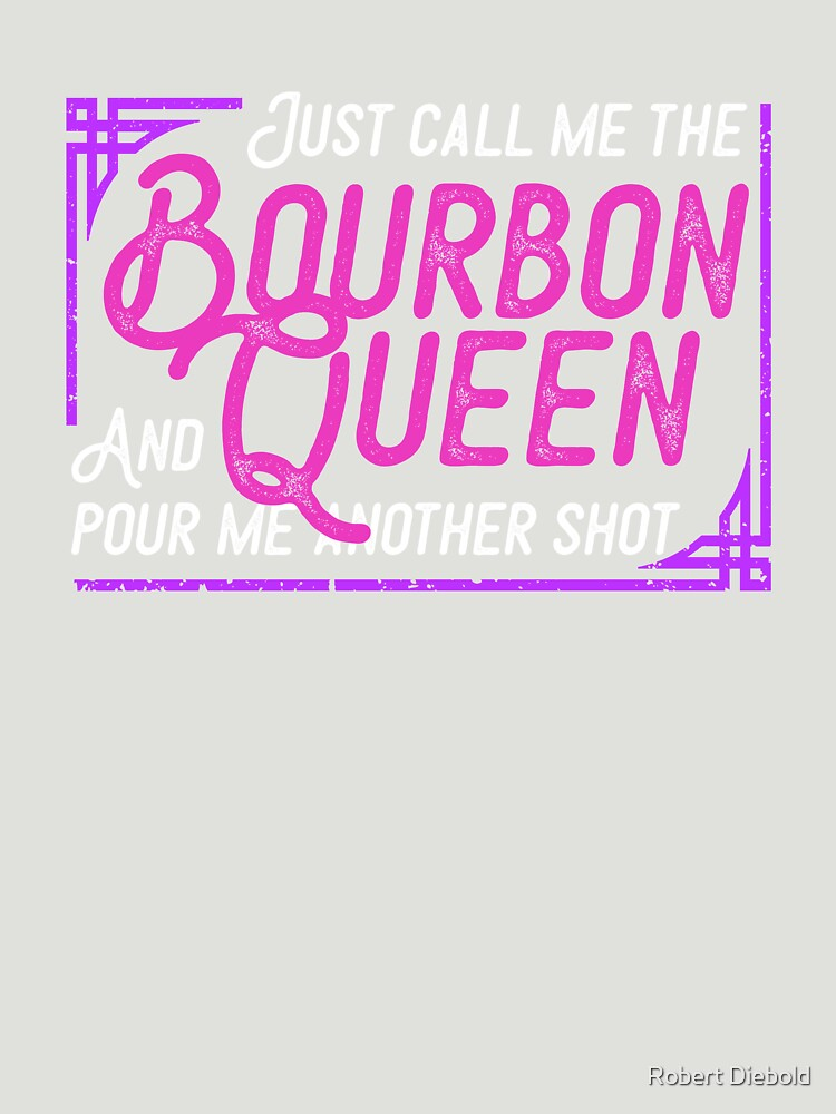 Bourbon Queen for Whiskey Drinkers by manbird