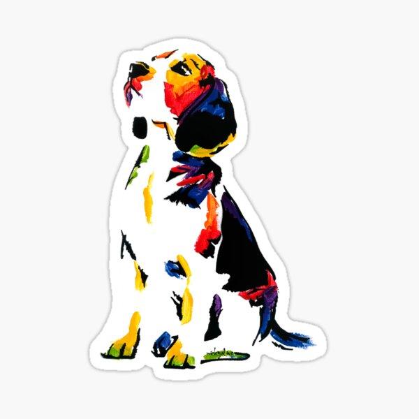 Benny the Beagle *dark Sticker