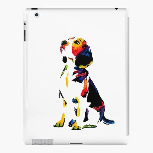 Benny the Beagle *dark iPad Snap Case