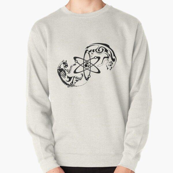 Schrödinger Katze Pullover
