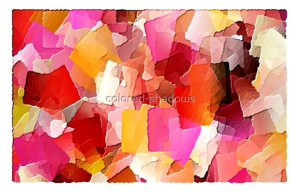 Torn Shades Abstract 6 by colored-shadows