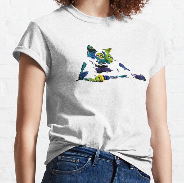 Michelle the British Shorthair Cat *dark Classic T-Shirt