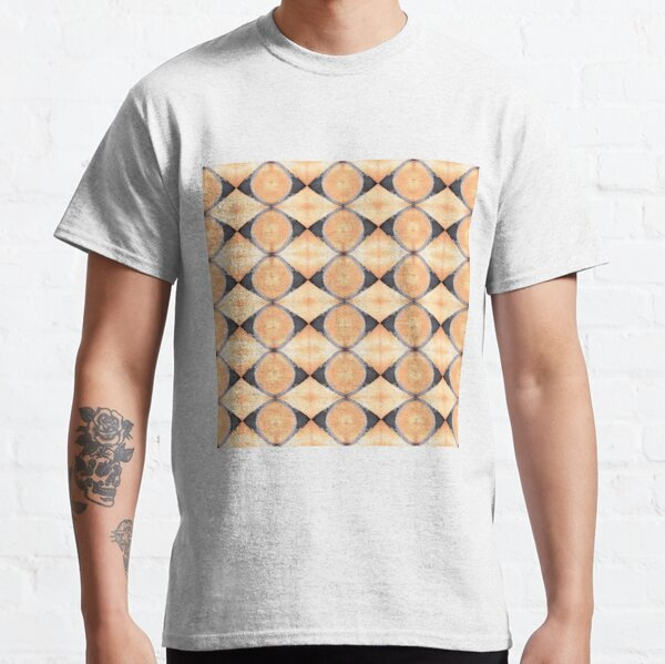 Routine, stereotype, gauge, mold, composition, frame, texture, scheme Classic T-Shirt
