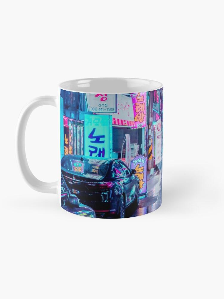 Alternate view of Incheon Rain 2 Mug