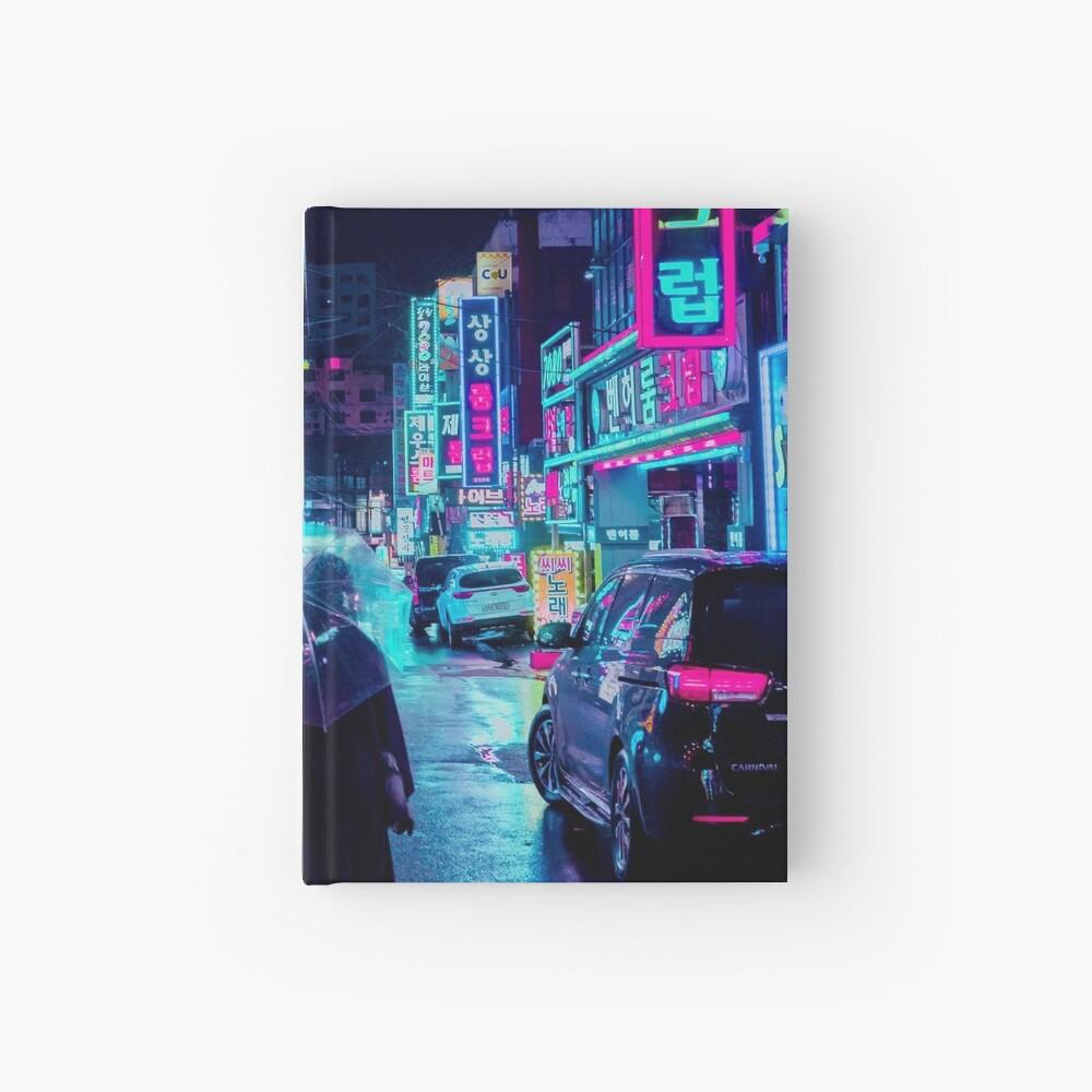 Incheon Rain 2 Hardcover Journal