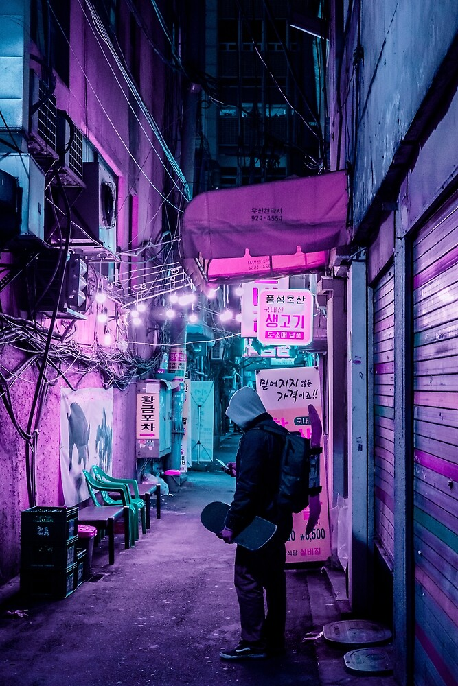 SKATE Seoul by Phrames