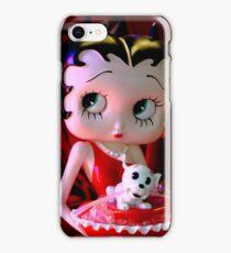 Betty & Bimbo iPhone Case/Skin