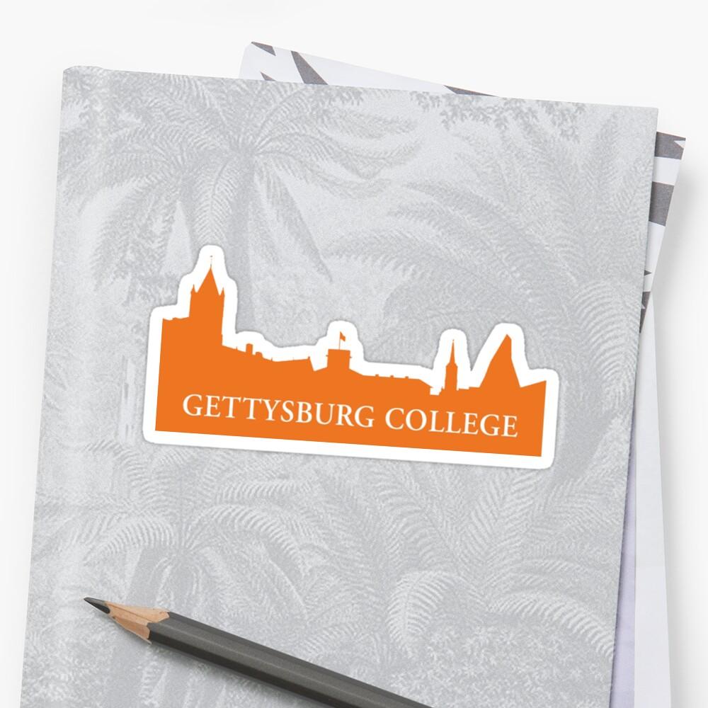 Gettysburg College Geotag by gillstapler