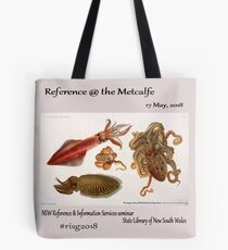 risg2018 - Reference at the Metcalfe  Tote Bag