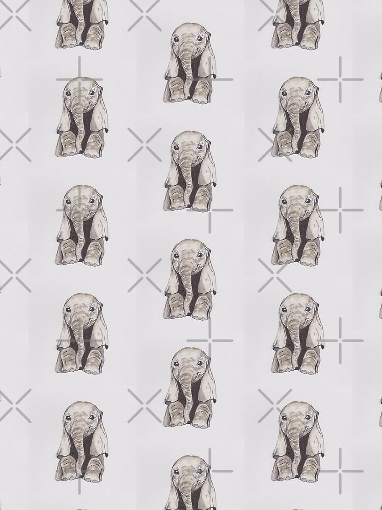 Bebé elefante de kayemonck