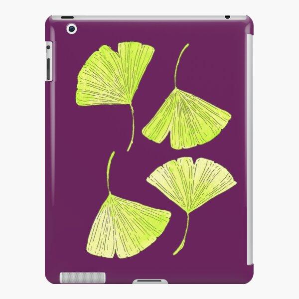 ginkgo leaf iPad Snap Case