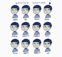 spocks emotions | Unisex T-Shirt