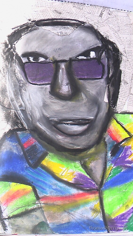 Coloured Man by thomasberryman