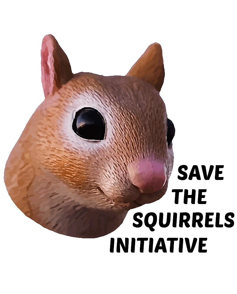 Idubbbz - Save The Squirrels Initiative by Dfaurce