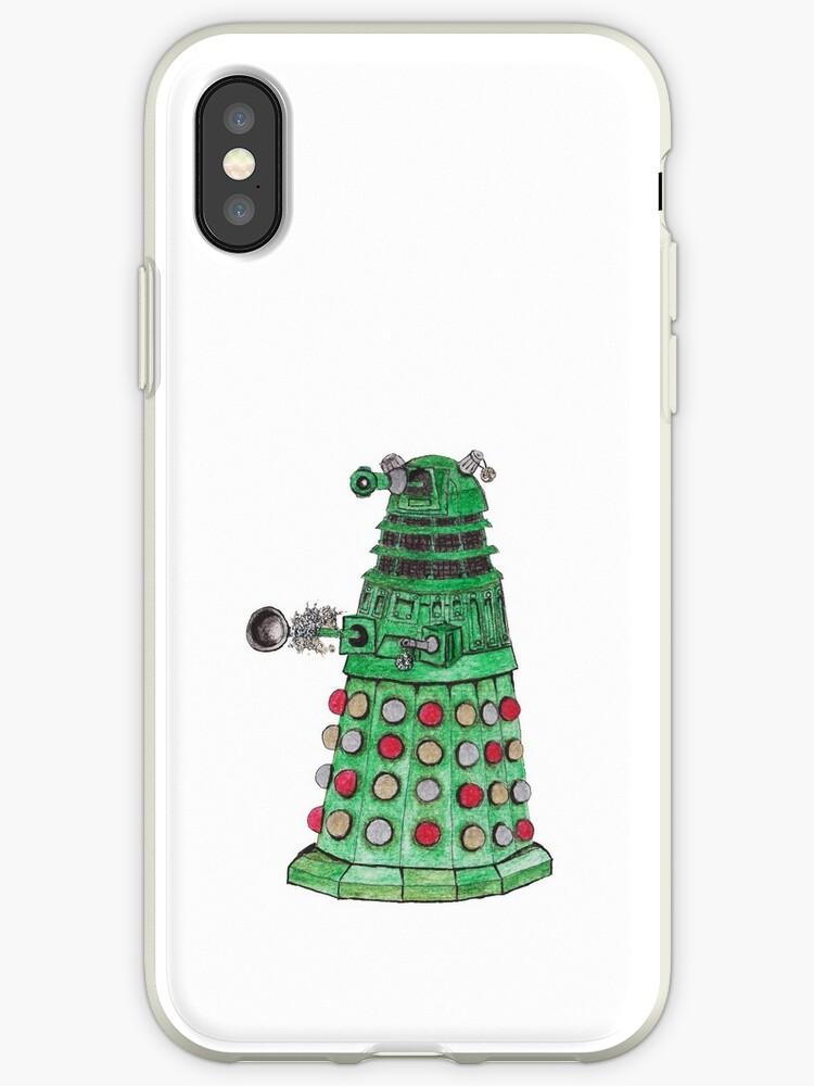 Christmas Dalek by Kaye Monck