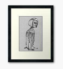 No body Framed Print