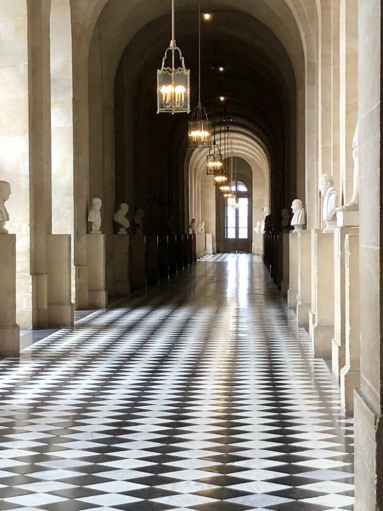 Majestic Hallway  by Smiles4Days