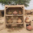 Rural area home interier  by HAMID IQBAL KHAN