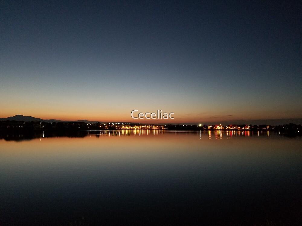 Silent Lake by Ceceliac