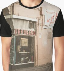 Pellegrinis Graphic T-Shirt