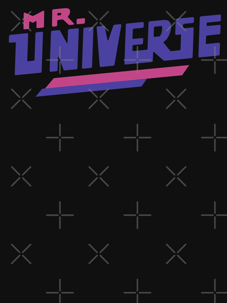Mr. Universe | Unisex T-Shirt
