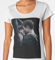 fifty shades Premium Scoop T-Shirt