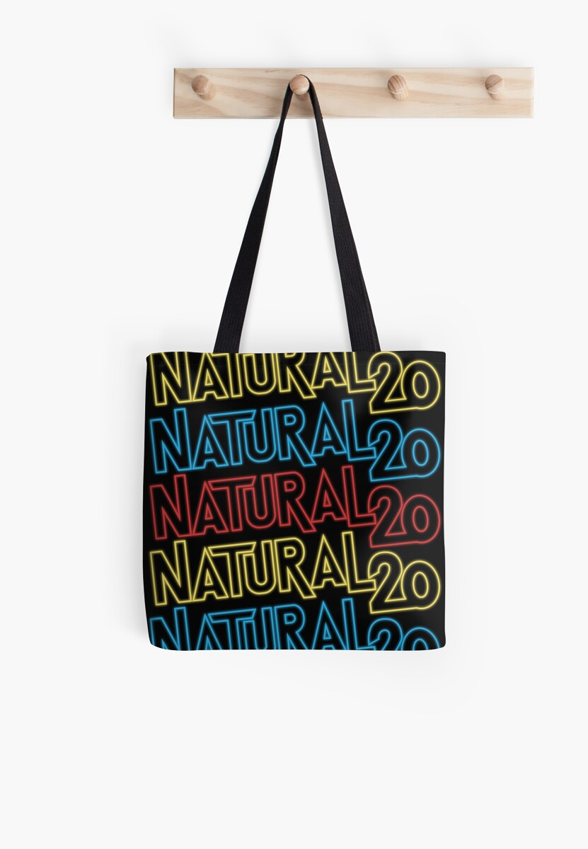 Retro Natural 20 Pattern by Anna Andreen