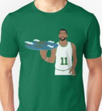 Kyrie Irving Flat Earth Celtics Unisex T-Shirt