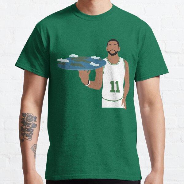 Kyrie Irving Flat Earth Celtics Classic T-Shirt