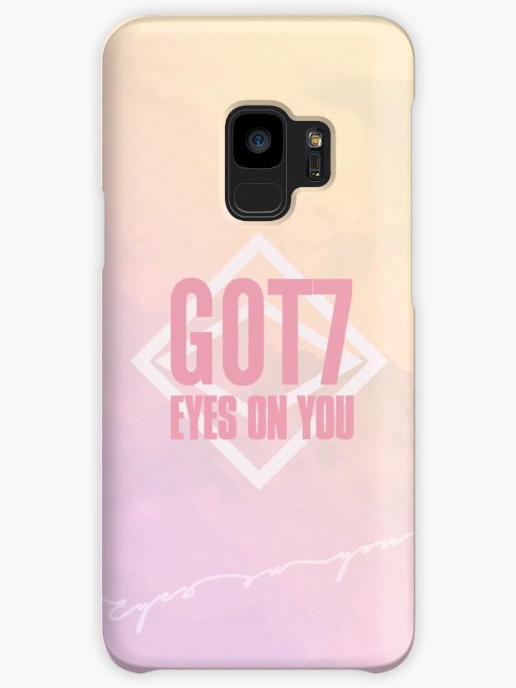 GOT7 Eyes on you Phonecase by ksarita