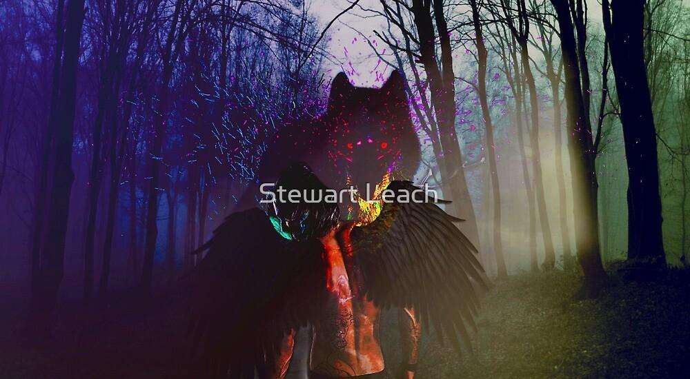 Alphas by Stewart Leach
