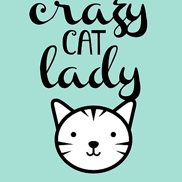 Crazy Cat Lady by indicat