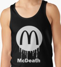 Mcdeath (white) T-Shirt