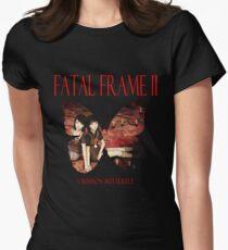 Fatal Frame 2 Crimson Butterfly Women's Fitted T-Shirt