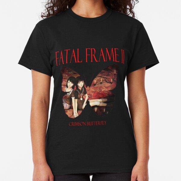 Fatal Frame 2 Crimson Butterfly Classic T-Shirt