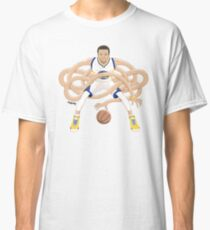 Gnarly Handles - Curry white Classic T-Shirt